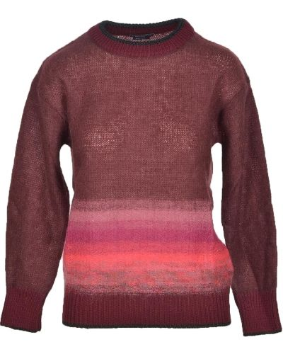 Czerwony sweter Ballantyne