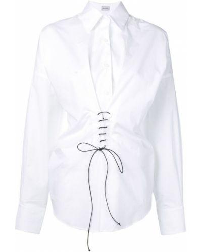 Классическая классическая рубашка на пуговицах Balossa White Shirt