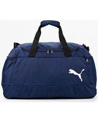 Синяя спортивная сумка Puma