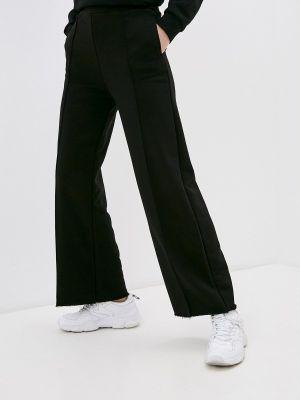 Черные спортивные брюки B.style