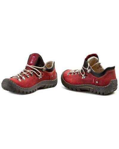 Туфли - красные Nagaba