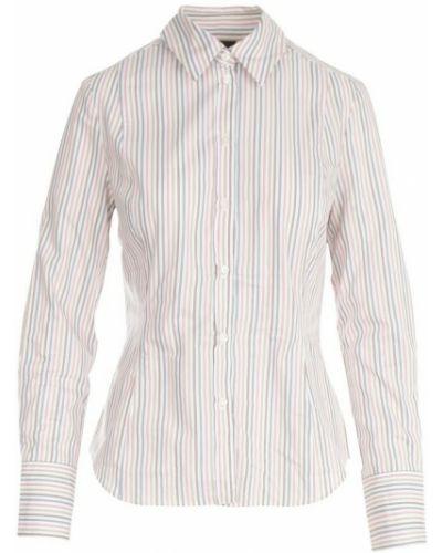 Beżowa koszula Aspesi