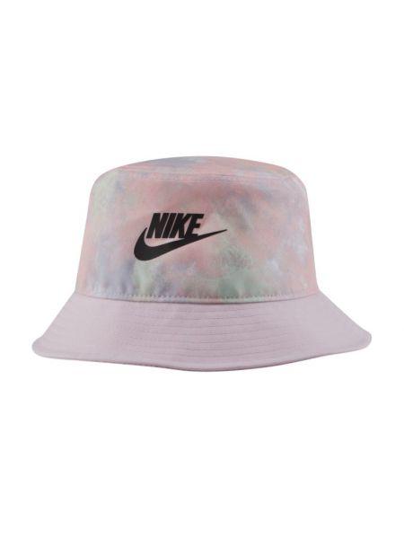 Różowy krawat Nike