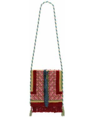Ażurowa torebka mini Malaga4