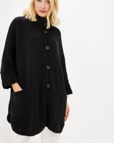 Черный кардиган Milana Style