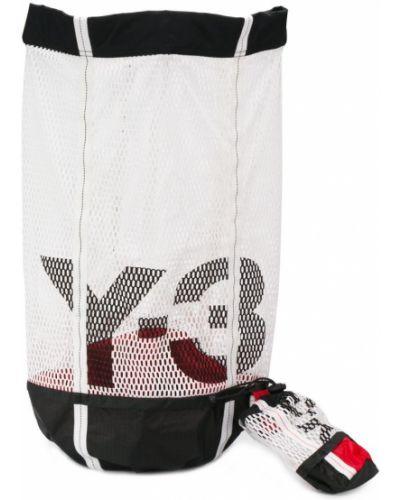 Рюкзак белый с завязками Y-3
