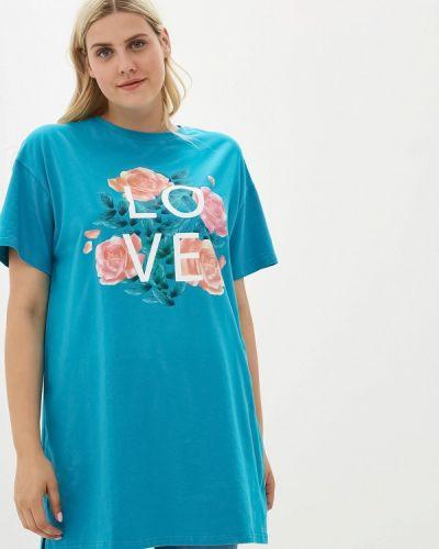 Платье футболка наше