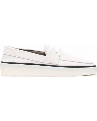Białe loafers Fear Of God