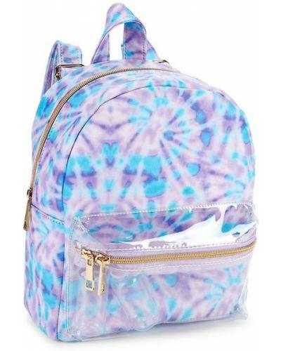 Фиолетовый рюкзак с карманами на бретелях Under One Sky