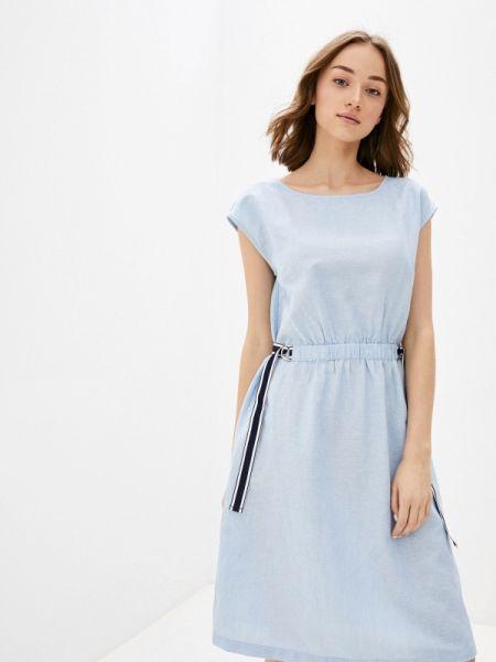 Платье прямое весеннее Baon