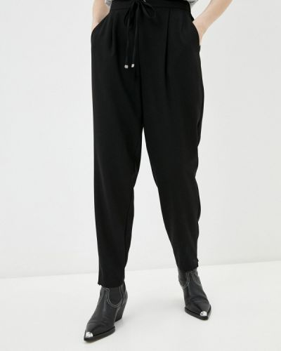 Повседневные черные брюки Blauz