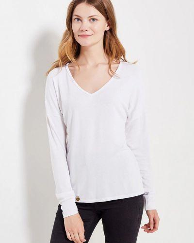 Пуловер - белый Makadamia