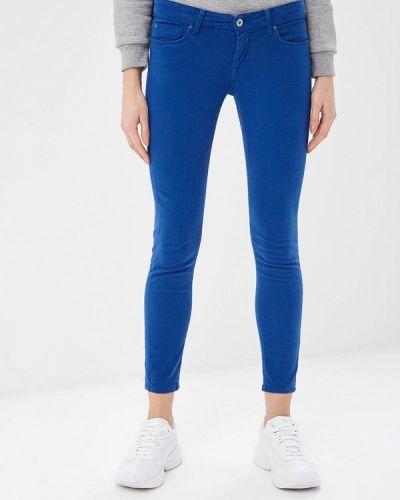 Брюки весенний синие Pepe Jeans