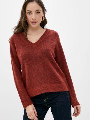 Пуловер - коричневый Selected Femme