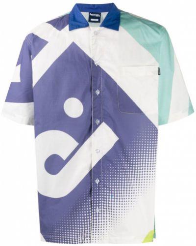 Рубашка с короткими рукавами на пуговицах Paterson.