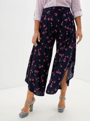 Синие весенние брюки Malena