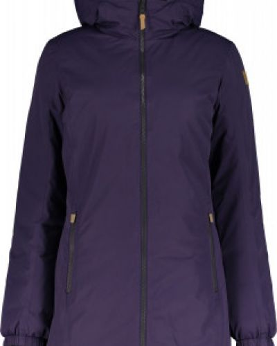 Фиолетовая зимняя куртка Icepeak