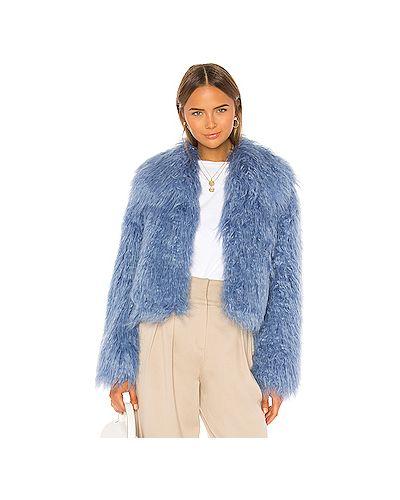 Искусственная шуба акриловый для обуви Unreal Fur