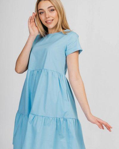 Платье футболка весеннее Bessa