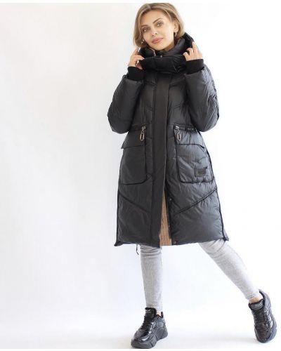 Куртка оверсайз - черный Rozetka
