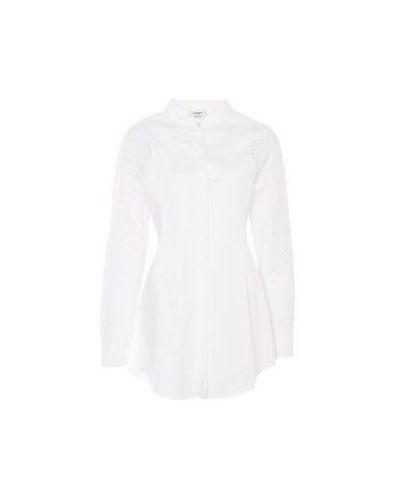 Блузка винтажная белая Ports 1961