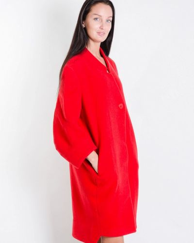 Пальто - красное Kriza