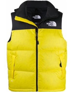 Жилетка с карманами с вышивкой The North Face