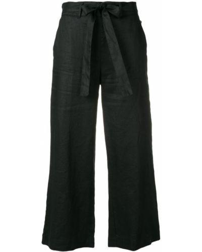 Свободные брюки с карманами укороченные Dkny