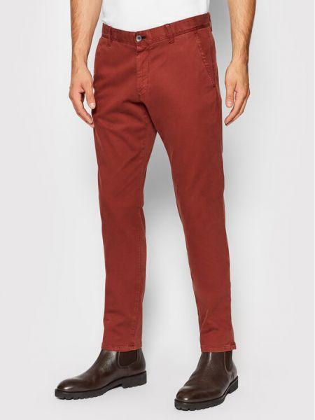 Сhinosy - brązowe Joop! Jeans