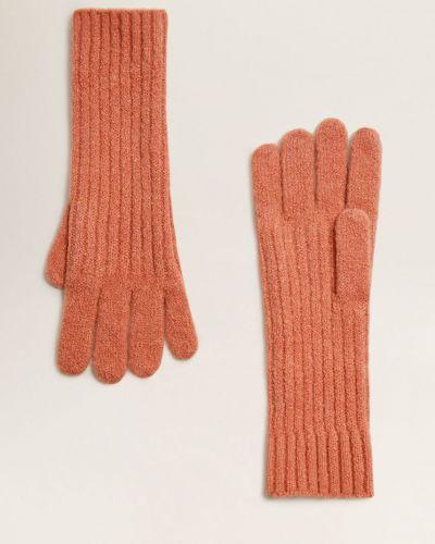 Перчатки текстильные трикотажные Mango