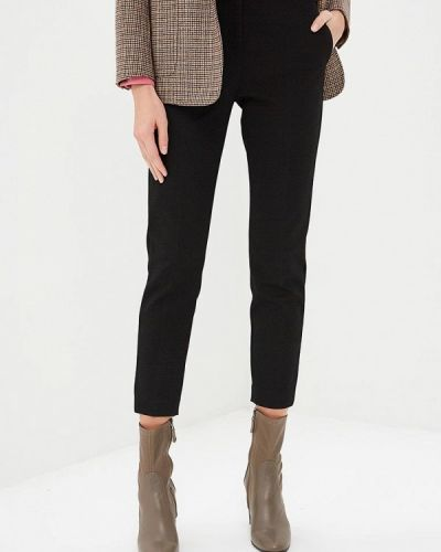 Черные брюки повседневные M Missoni