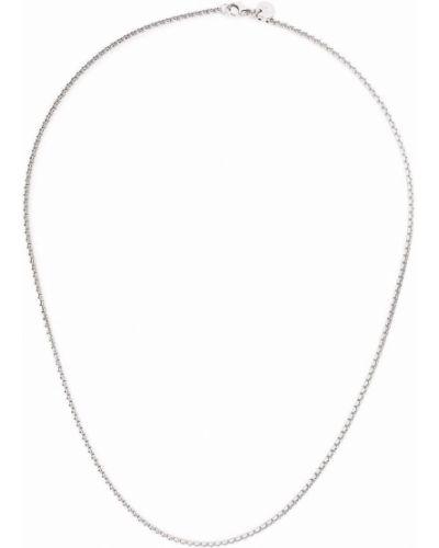 Łańcuszek srebrny Tom Wood