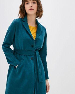 Пальто демисезонное зеленое Camomilla Italia