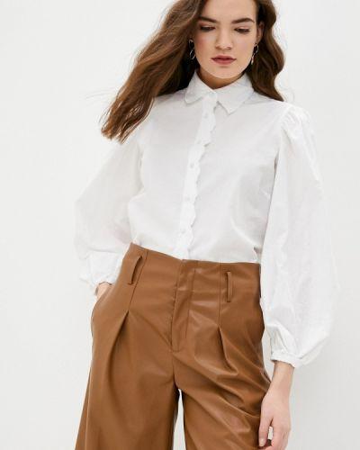 Белая рубашка с длинными рукавами Ovs