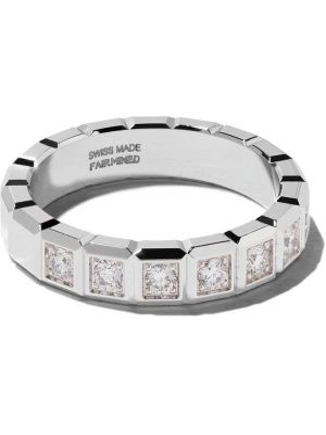 Кольцо с бриллиантом белый Chopard
