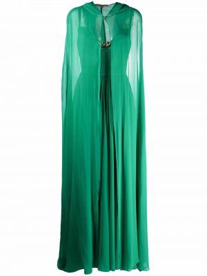 Коктейльное платье - зеленое Elie Saab