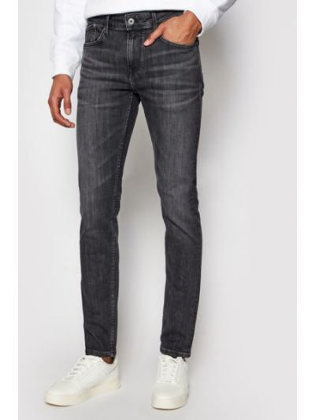 Mom jeans - czarne Pepe Jeans