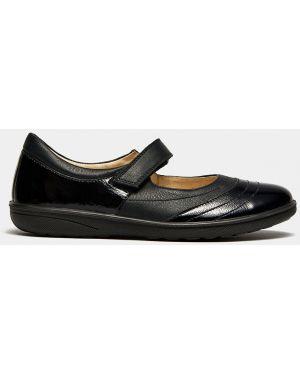 Туфли кожаные черные Ralf Ringer