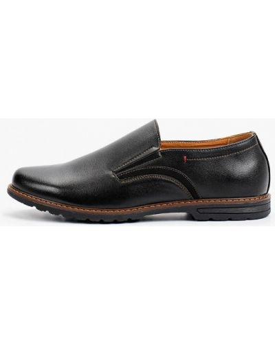 Черные зимние туфли Go.do.