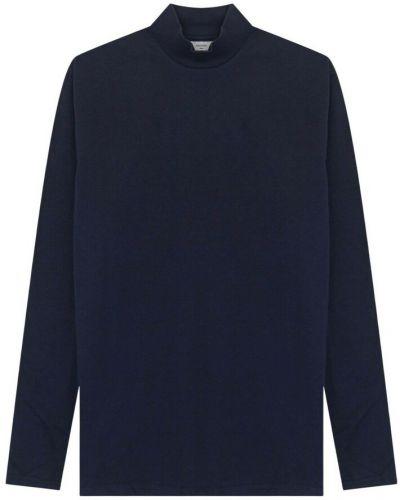 T-shirt - niebieska Minimum