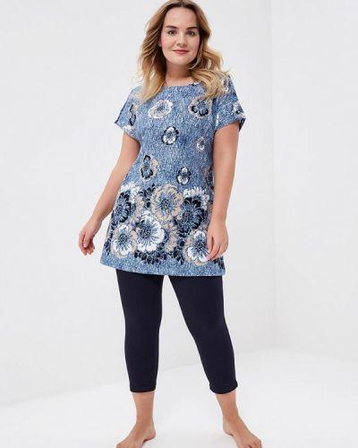 Пижама пижамный синий Лори