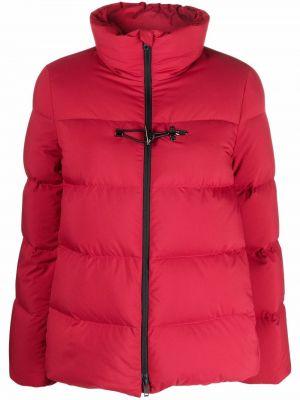 Дутая куртка - красная Fay