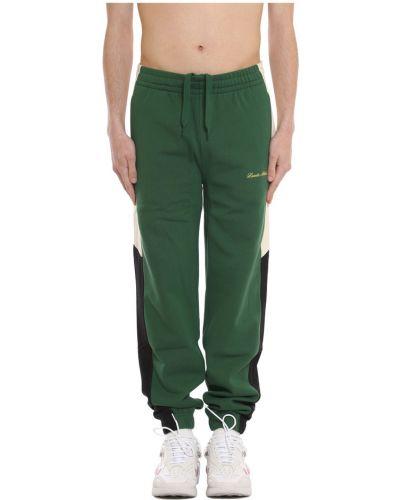 Zielone joggery Lacoste