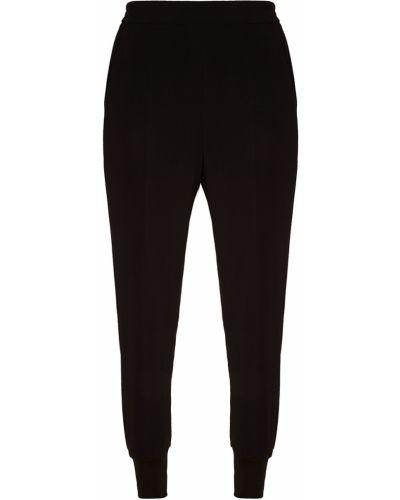Спортивные брюки зауженные на резинке Stella Mccartney