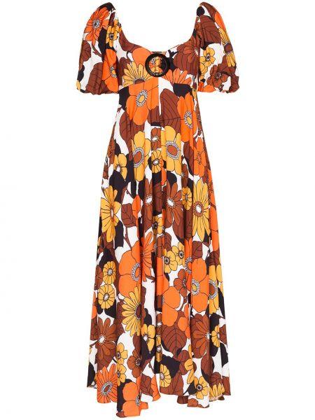Sukienka midi biznes ciepły Dodo Bar Or