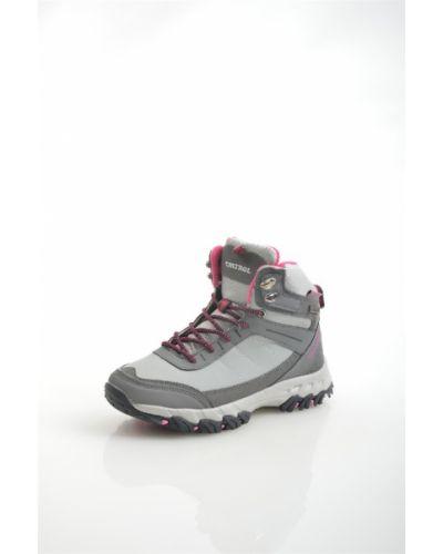 Зимние ботинки кожаные кожаные Patrol