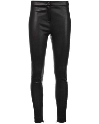 Черные брюки узкого кроя Robert Rodriguez Studio