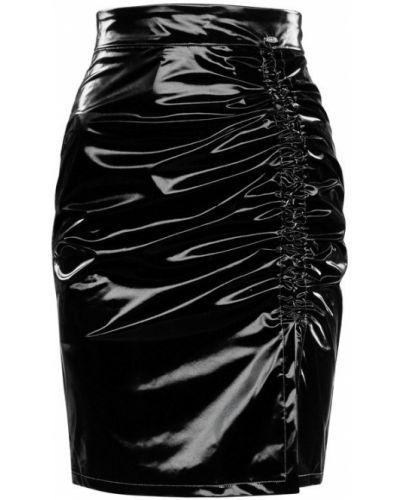 Czarna spódnica ołówkowa Rage Age