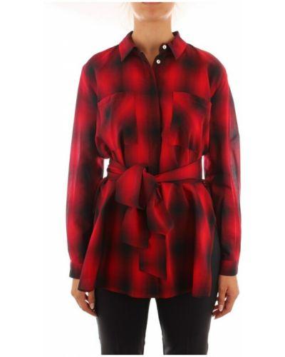 Czerwona bluzka Iblues