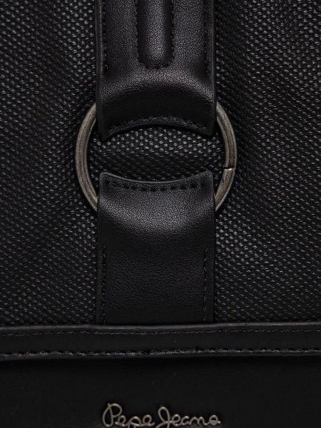 Джинсовая сумка Pepe Jeans